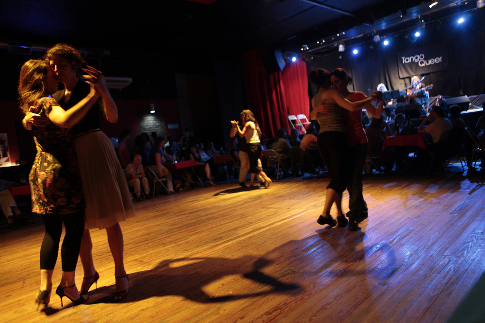 Tango Queer, Buenos Aires 2012, photo by Lea Hamoignon