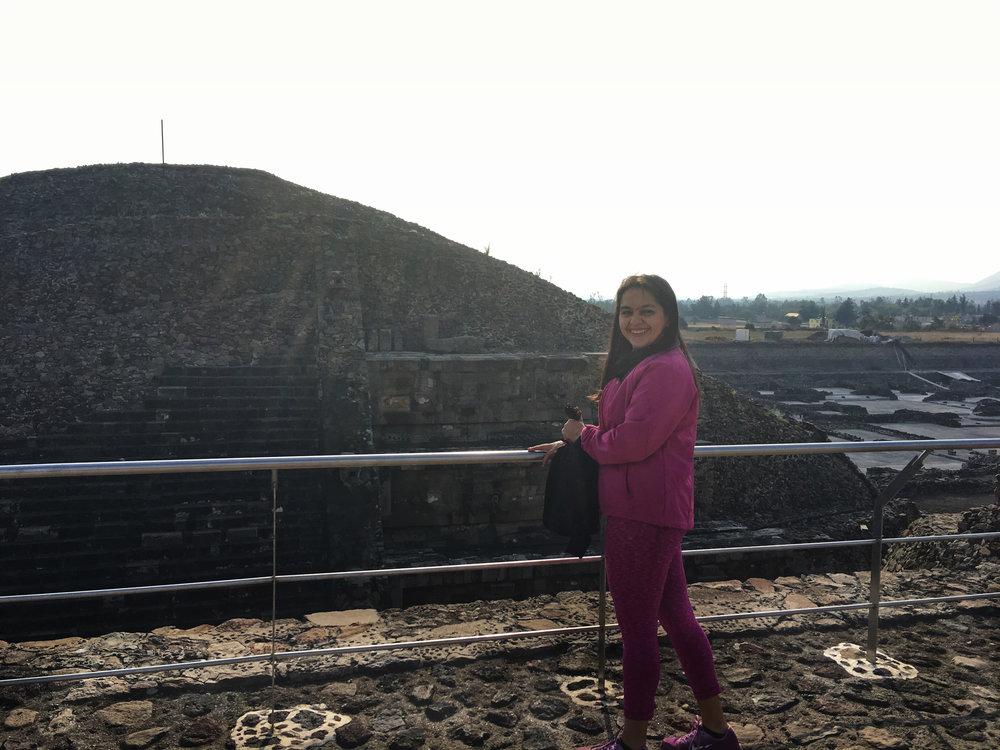 Sofia and Quetzalcoatl