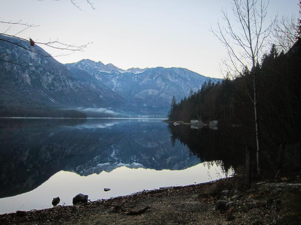 Bohinj Lake 1