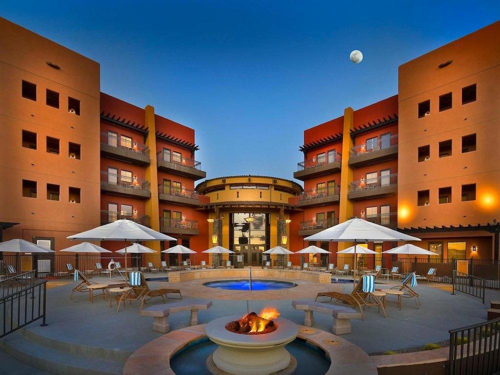 Desert Diamond Hotel