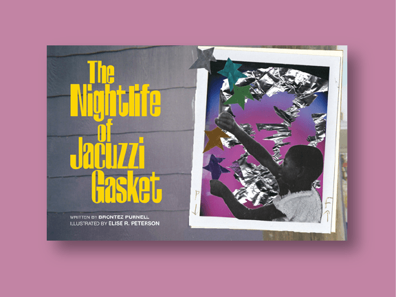 The Nightlife of Jacuzzi Gasket - By Brontez Parnell