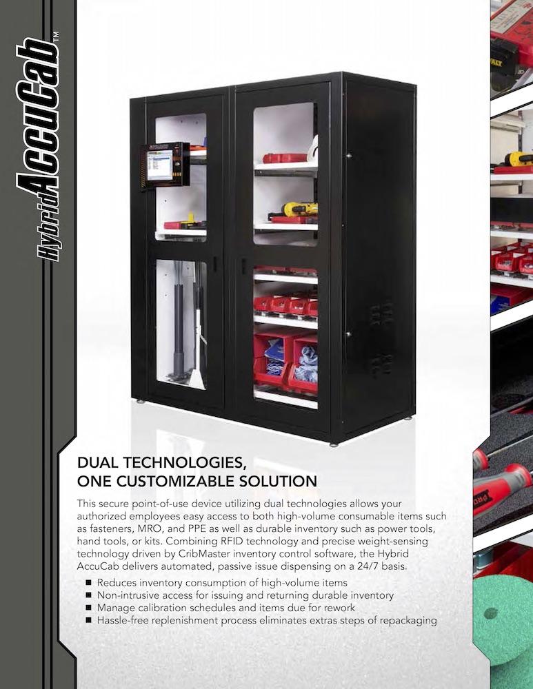 Hybrid AccuCab 1014RD - PDF