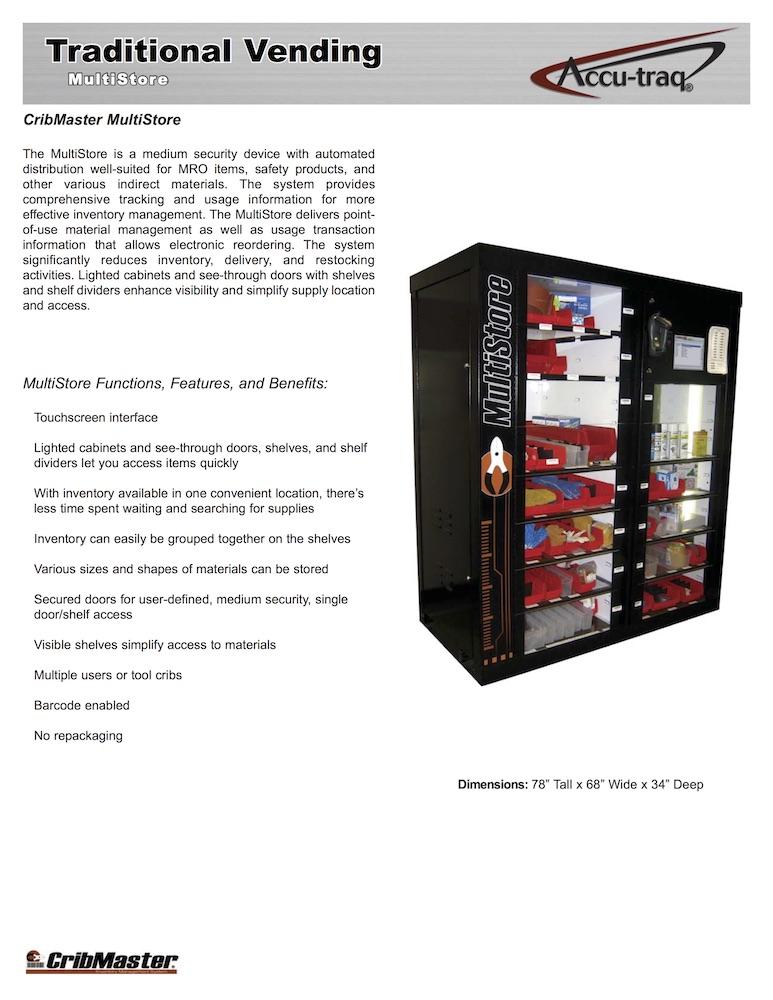 Multistore - PDF