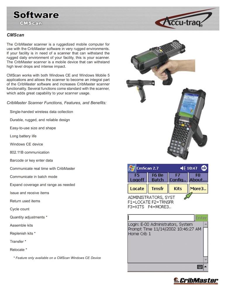 CMSCAN - PDF