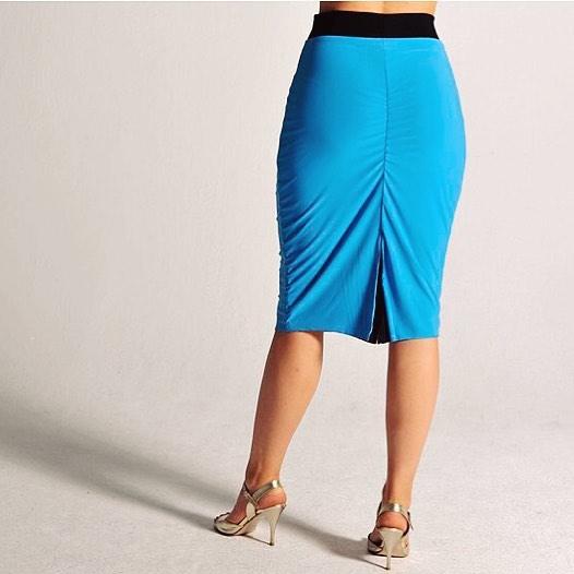 CLARA reversible sky blue & black skirt.jpg