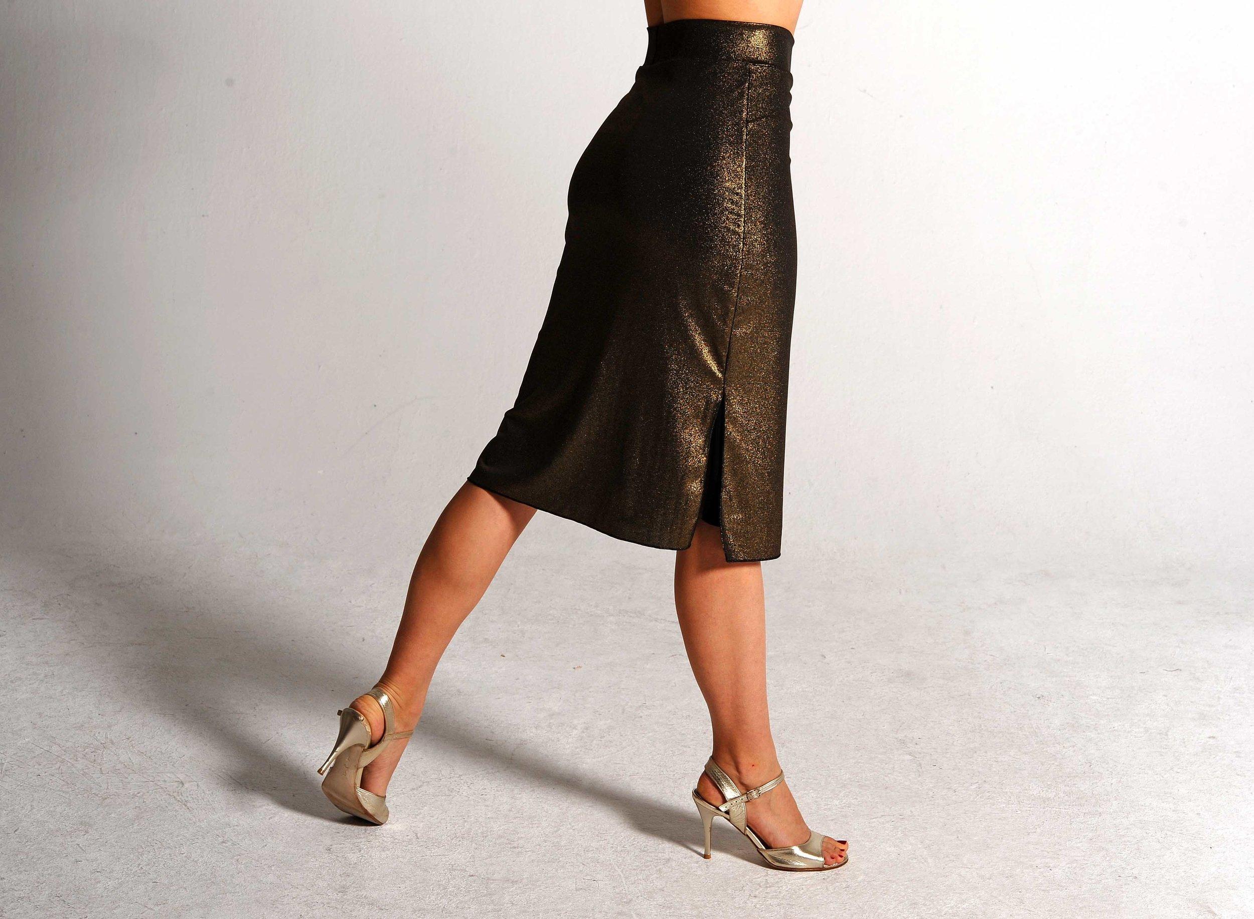 MIA bronze skirt - XS, S