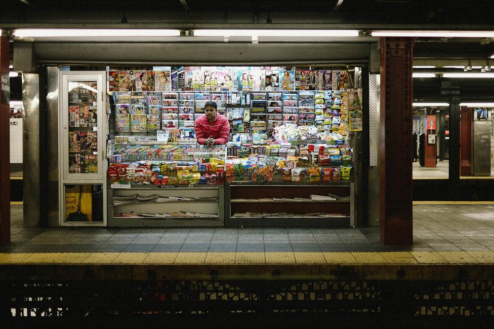 Penn Station Manhattan. Fujifilm X-pro1, Fujinon 35mm f/1.4. 1/125 @ f/5.6 200 ISO