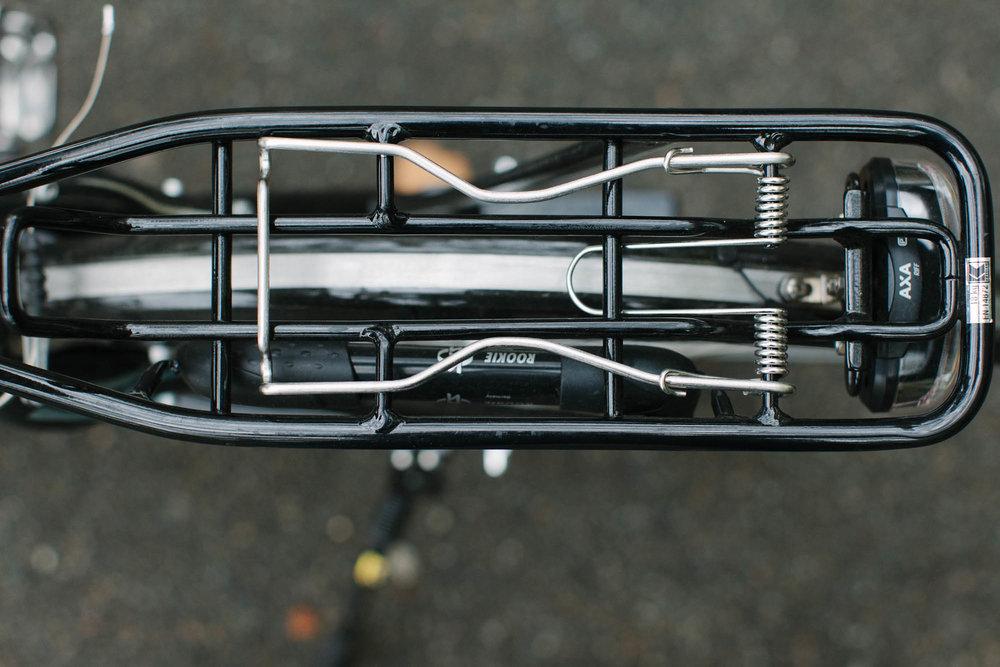 Bike rack.Canon 5D Mark II, 50mm f/1.2.