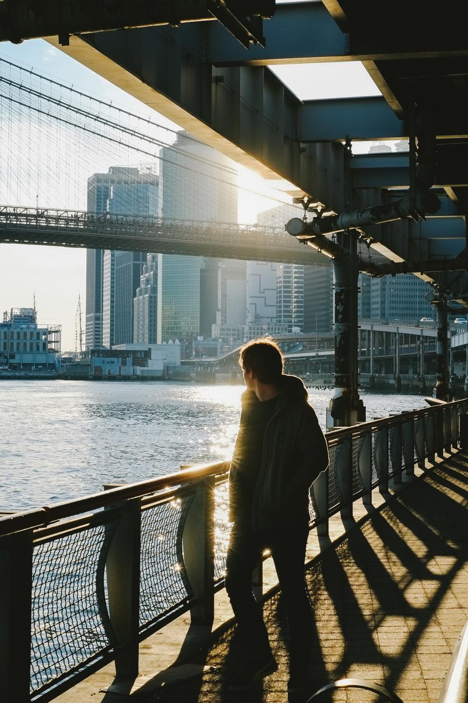 A man in Two Bridges, Manhattan. Fuji X-pro1, Fuji XF 35 mm 1/250 @ f/8 ISO 200.
