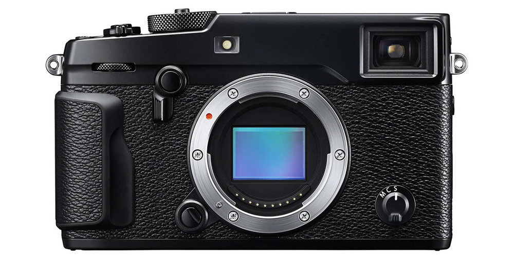 The Fuji X-Pro 1. Image courtesy of  B&H .