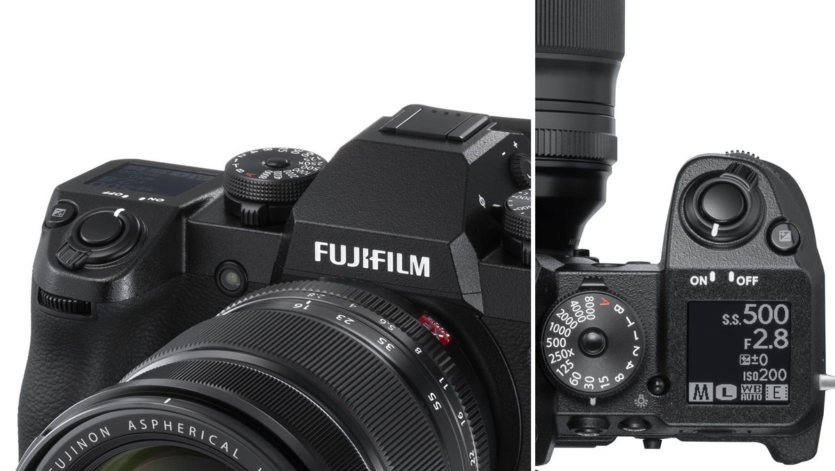 Fuji X-H1 Early Review: Fuji's First High-End Mirrorless