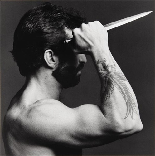 Frank Diaz, 1979 – Robert Mapplethorpe