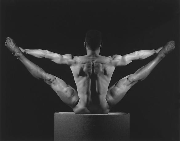 "From the ""Black Book"", 1986 – Robert Mapplethorpe"