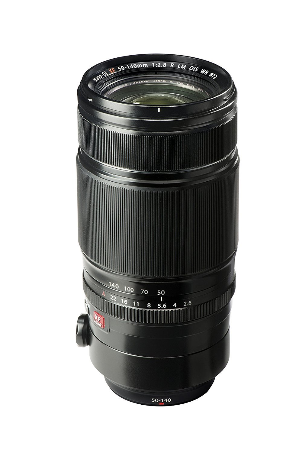 Fuji 50-140mm f/2.8 OIS - If you've got the money (and don't mind the added bulk), this lens is might be the very best option for Fuji portrait photography.The optical quality is as gorgeous as any Fuji prime, and it comes chock-full of vital features perfectly suited to benefit portrait photographers: the added in weather resistance ensures you can shoot in rain or snow, and the optical image stabilization is a huge help when you're shutter is stopped down fast enough to accommodate the beastly 140 focal length.While the price fairly reflects the value, it's a bit hard to stomach for some.But if you're looking to add a lens to your collection for the long haul, this lens would make an amazing investment for your portrait photography business.