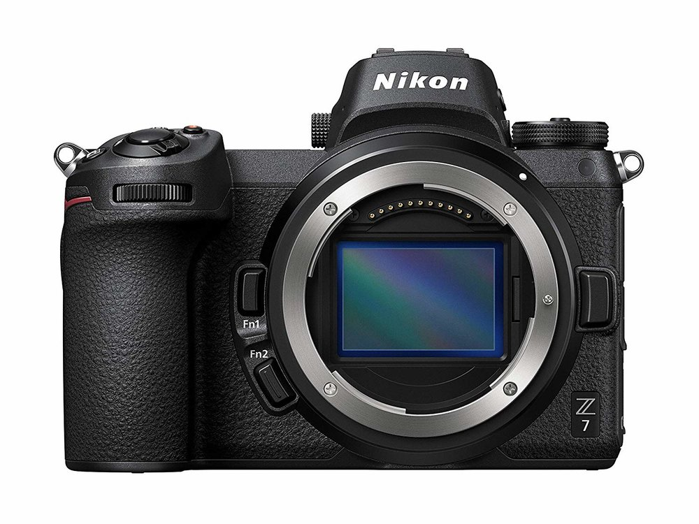 Nikon Z7 - Specs: Full Frame Sensor, 45.7 MPWho's it for? Photographers excited by the newest imaging technology available.