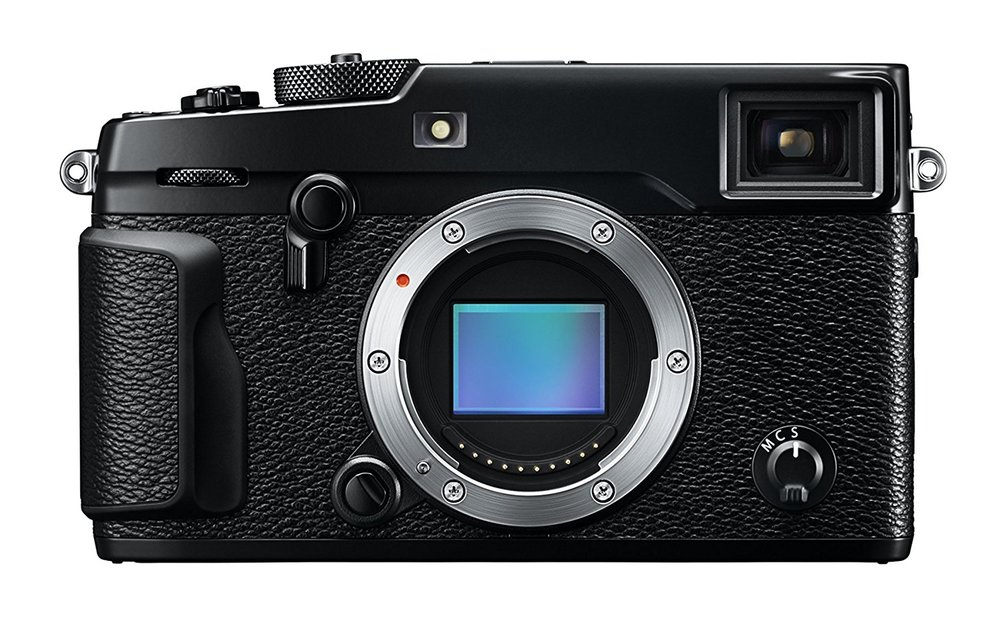 Fuji X-Pro 2 - Specs: APC-S Sensor, 24.3MP, 4K VideoWho's it for? Photographers who value image quality and a delightful shooting experience, but don't want to drop the cash on a Fuji GFX 50S.