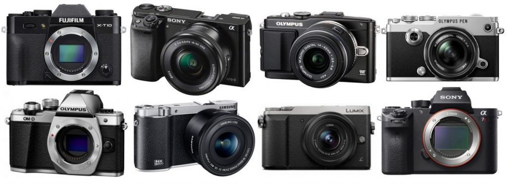 Best Mirrorless Cameras for Photo, Video, and More: 2018