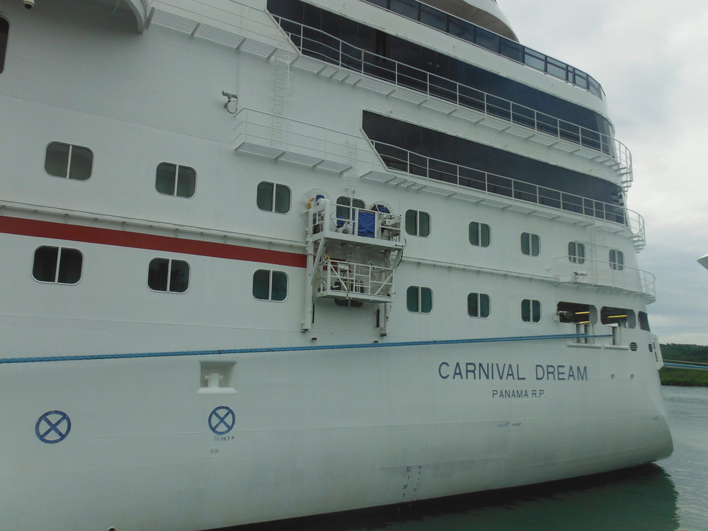 Carnival Dream January 2013
