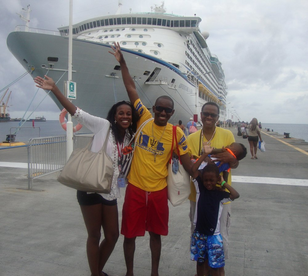 My Cruising Family!