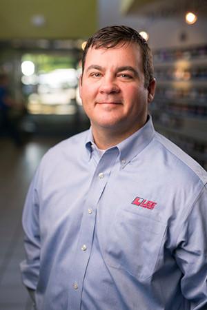 Richard Perko, CEO of Lee Company