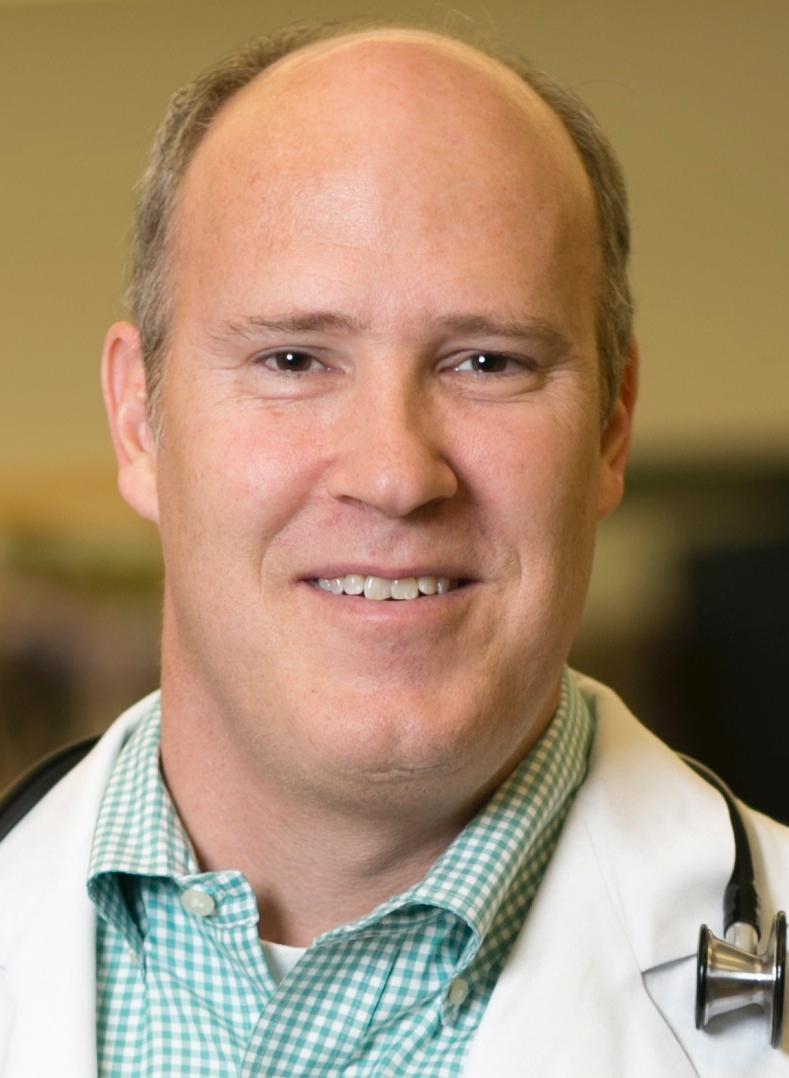 Morgan Wills, CEO of Siloam Health