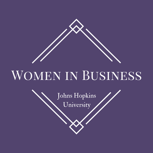 Women in Business at Johns Hopkins University