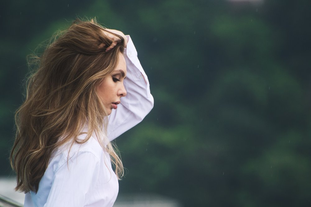 It's okay… to not be okay.    Sometimes our house is a mess, our bank accounts are even messier, and our hair is in the least hot-Tumblr-girl-ish messy bun known to woman, all at the same time-   and that's okay! And that doesn't make us worthless people!  [Read more]