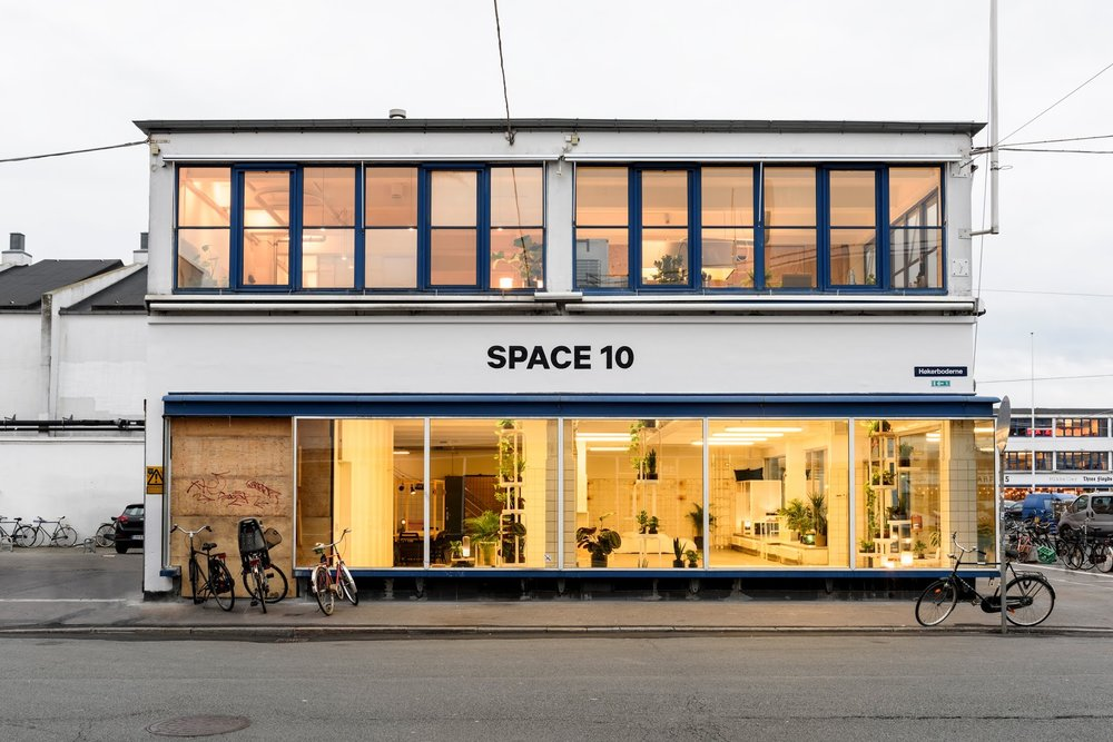 The Space10 office | Copenhagen, Denmark