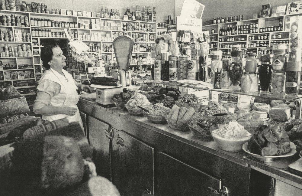 Rose Lewis in Rosemarie, South Yarra.