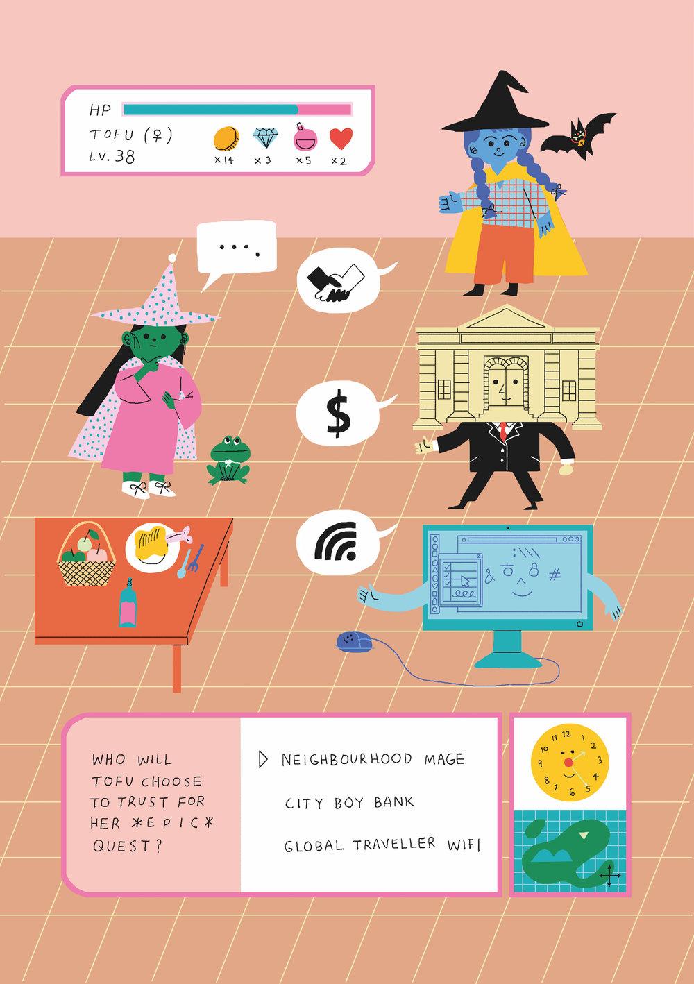 Illustration by Subin Yang.