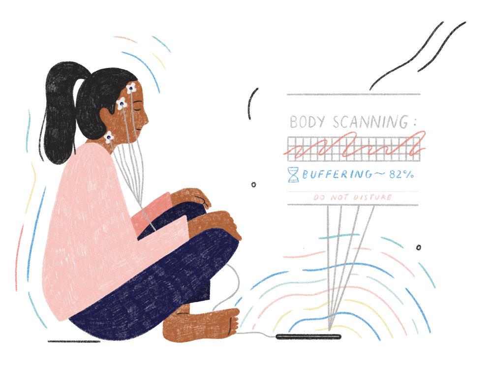 Illustration by Carla McRae.