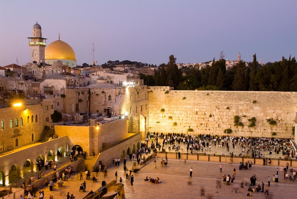 join us in the fall for the mission trip of a lifetime ministering to people in the holy land.  - israel 2018