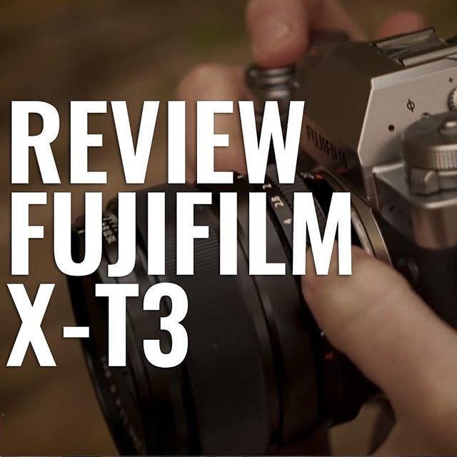 Dicen que es la cámara del año, la mejor APS-C del mercado, la revelación del 2018.😮 Hoy en Camaradictos tenemos la Fuji X-T3 y veremos si los mitos son ciertos o no 😬  Características destacables:  Video 4k hasta 60fps a 10 bits  Autofoco mejorado respecto a la T2 Resolución de 26,1 mp  Modo boost sin la necesidad de grip 11 fotos por segundo en ráfaga sin recorte.  #Fujixt3 #review #camaradictos #xt3