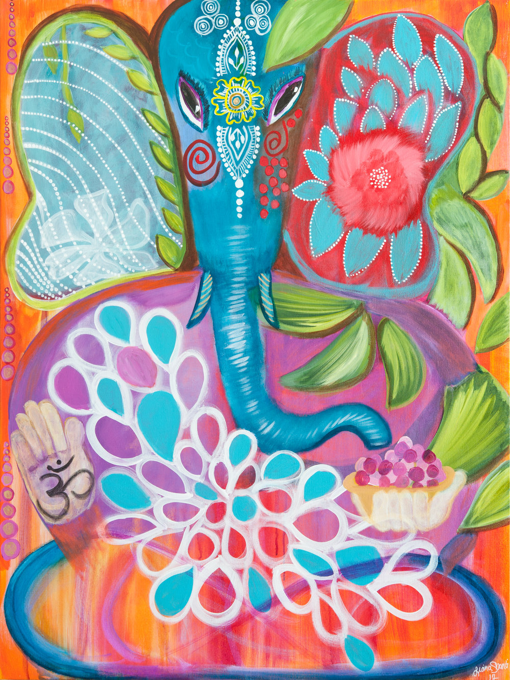 Effortless Ganesha -