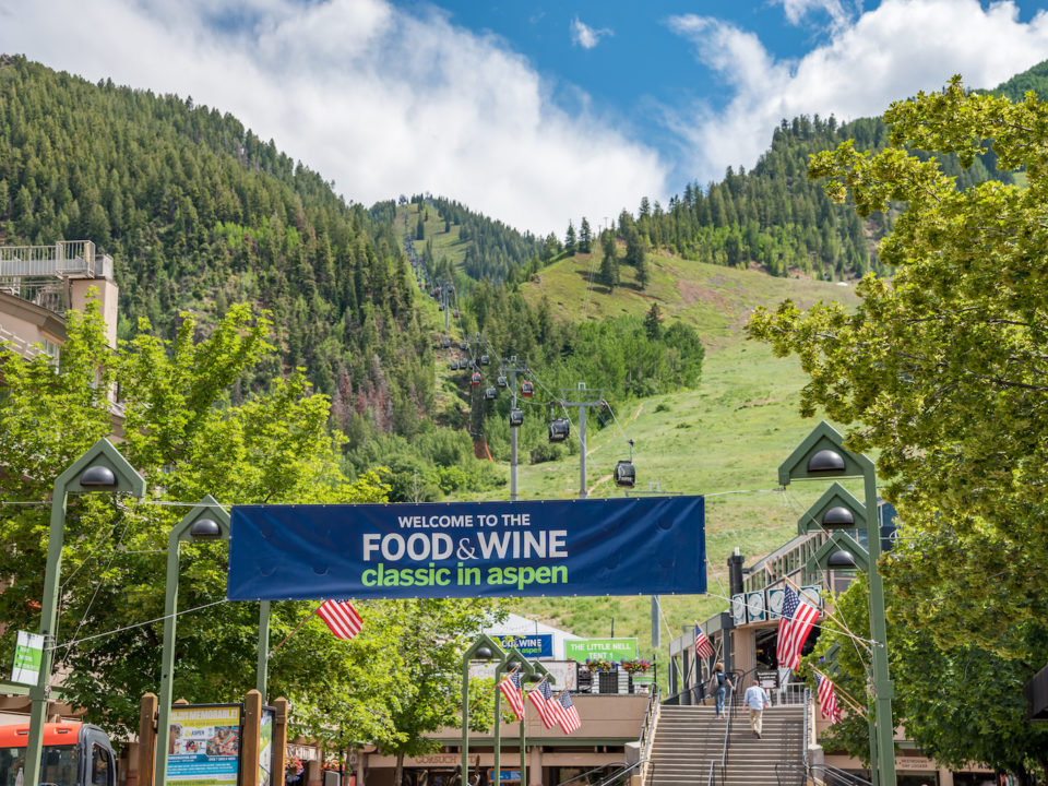 "5280 MAGAZINE   ""The Best Bites, Sips, and Takeaways from 2018's Food & Wine Classic in Aspen""   June 18th, 2018"