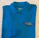 Polo Shirts: S, M, L, XL - $20.00. 2XL & XL - $23.00