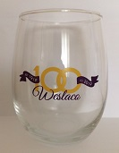 15 Ounce Wine Glass - $8.00