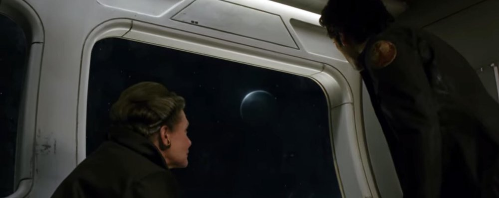 """See that planet?"" -- ""Yeah."" -- ""Well damn, there goes my plan then."""