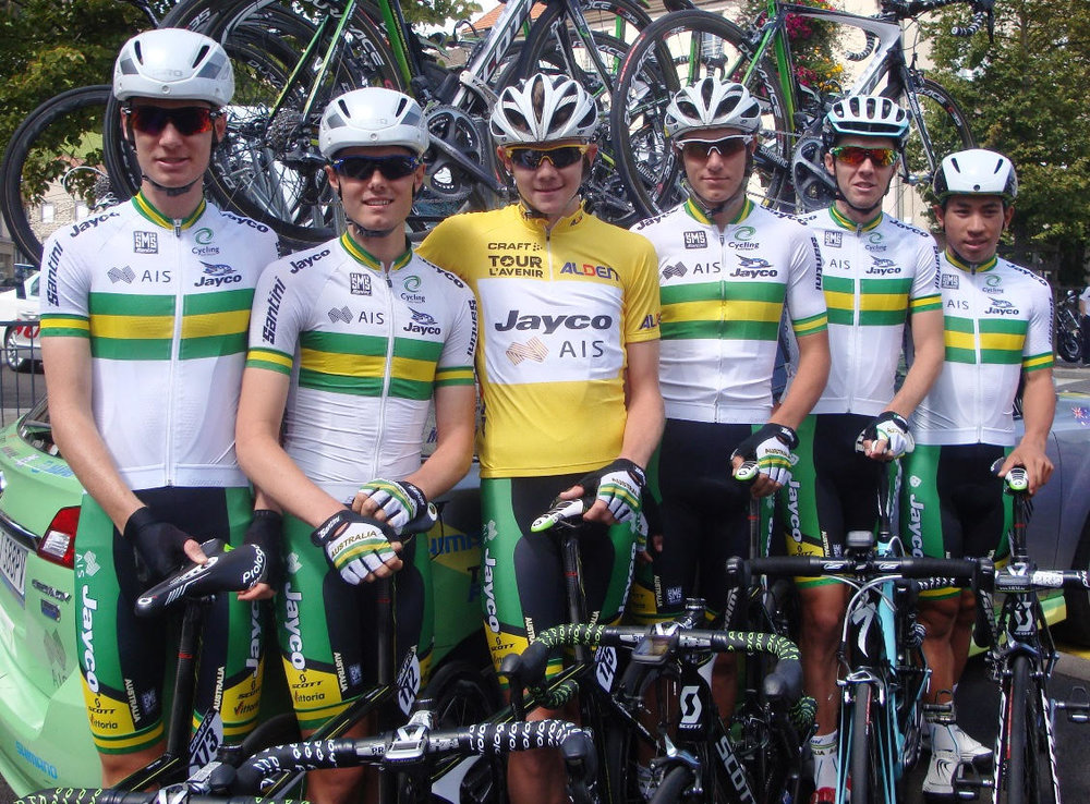 2014 Tour de l'Avenir