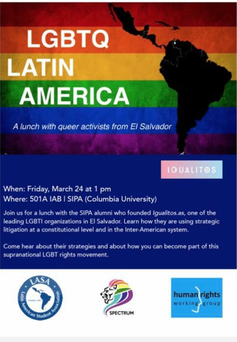 Columbia-University-Spectrum-Igualitos-Same-Sex-Marriage