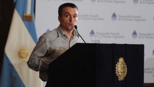 Esteban Paulon, Argentina