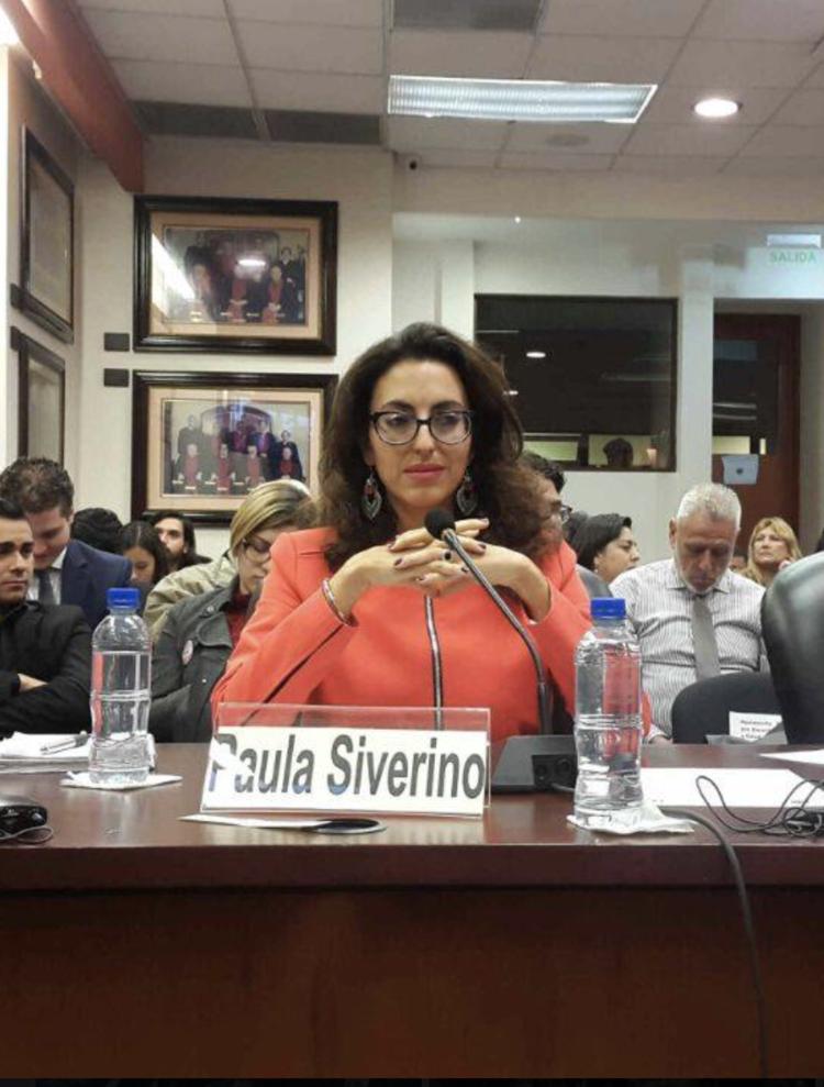 Dr. Paula Siverino Bavio, Fundación Igualitos y consultora en Hduarte-LEX