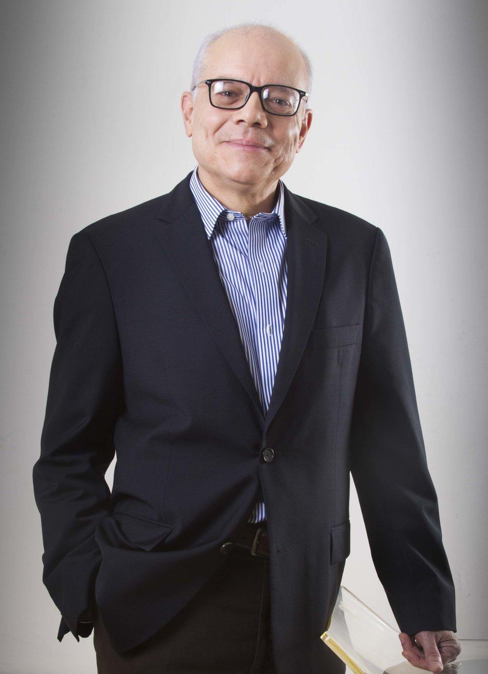 Eduardo Ulibarri, analista político