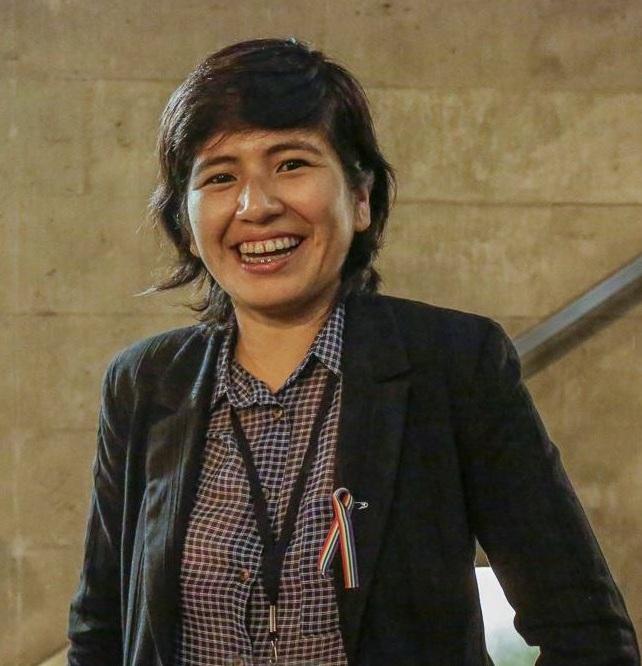 Liliana Huaraca, Movimiento Matrimonio Igualitario Perú.