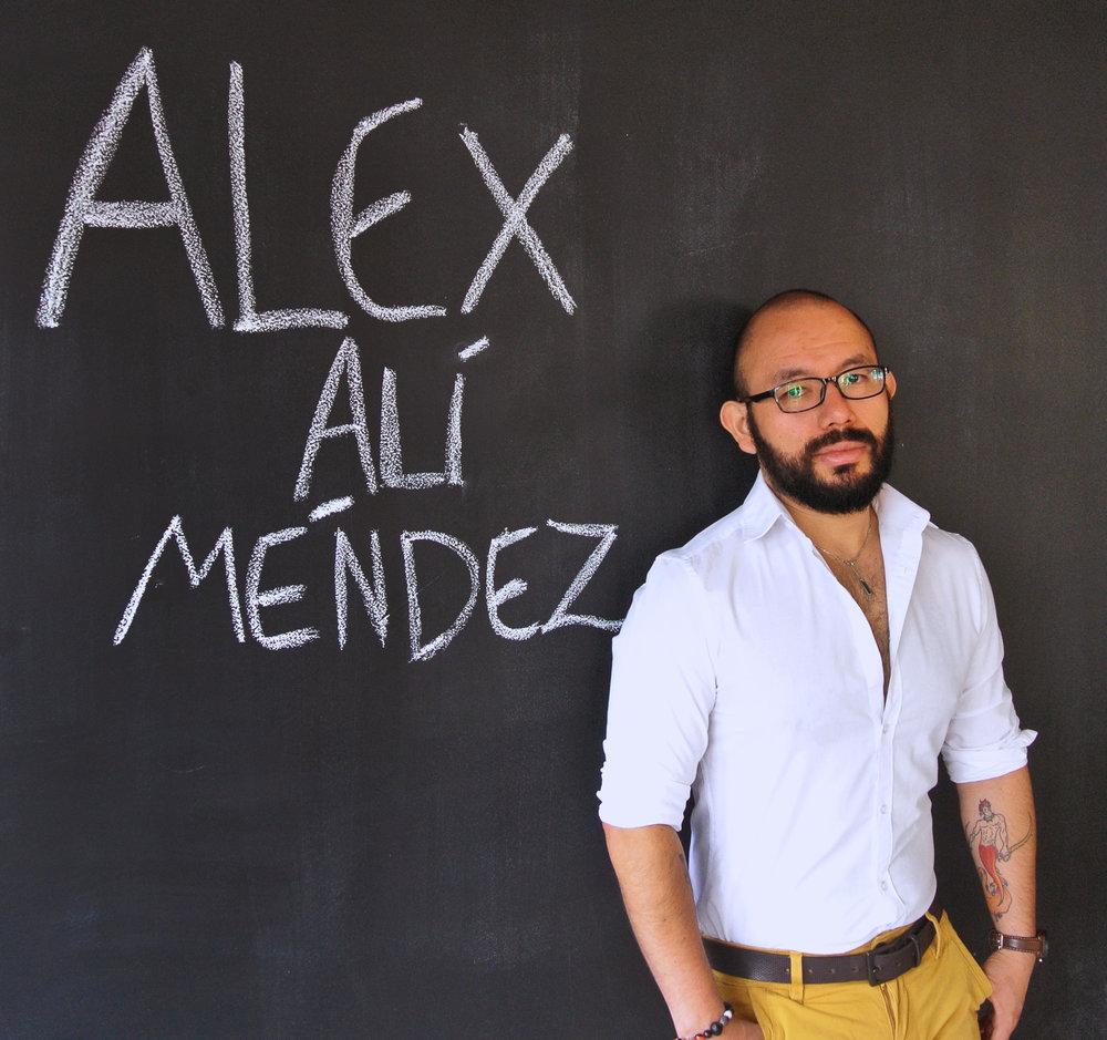 Alex Alí Mendez,Director de Litigio en México Igualitario
