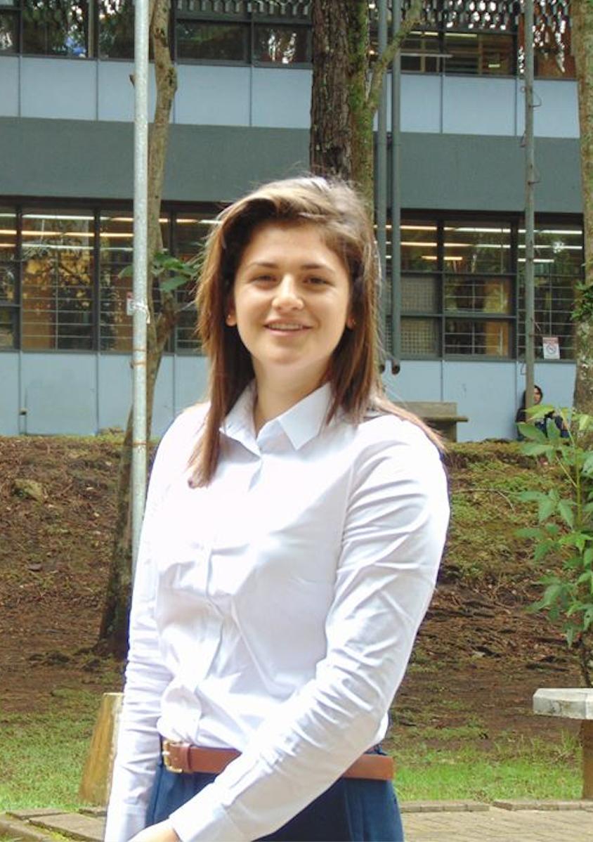 Beatriz Herrera, Estudiante Universidad de Costa Rica y ex presidenta de la Asociación Estudiantes de Derecho Universidad de Costa Rica