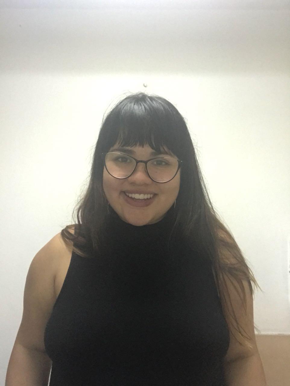 Paula Artavia, Estudiante de Derecho