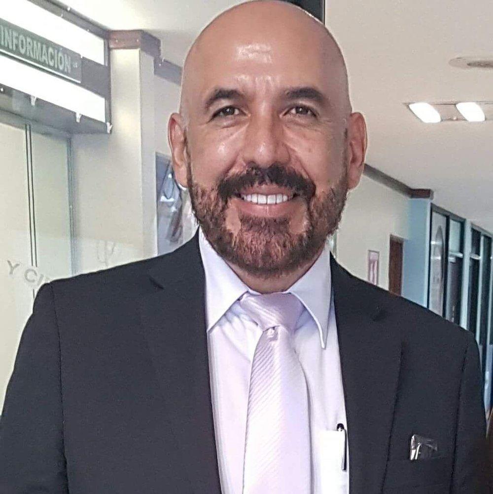 Francisco Golcher, presidente de la Asociación de Psiquiatria de Costa Rica