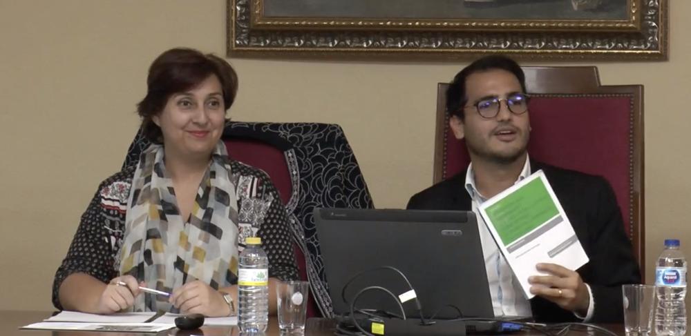 Dra. Susana Barón y Herman Duarte