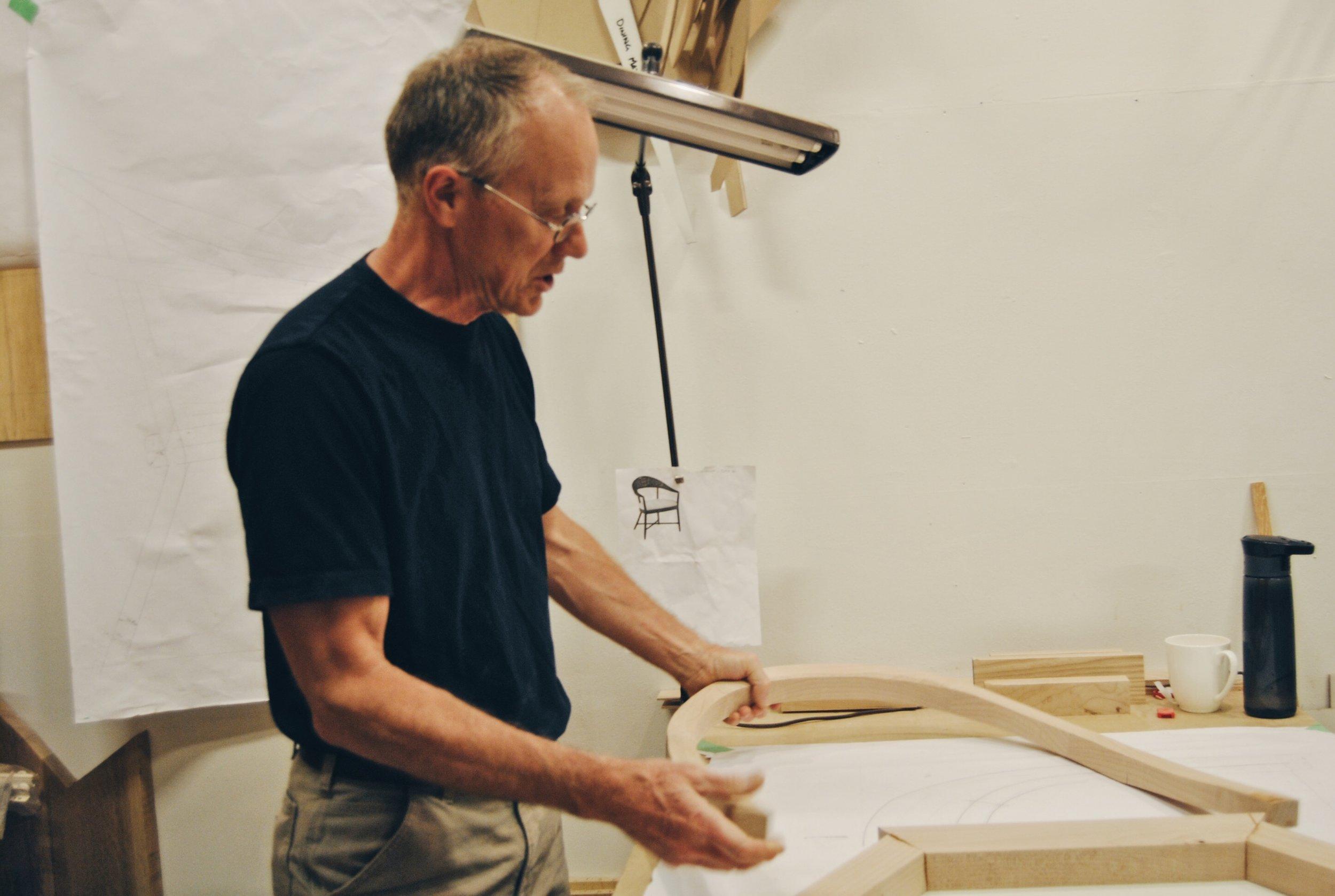 Richard Jarvis // Jarvis Furniture